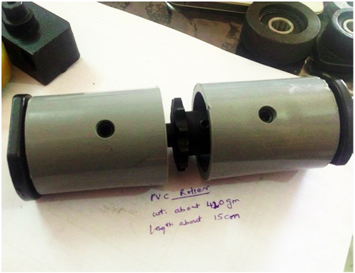 PVC Chain Roller