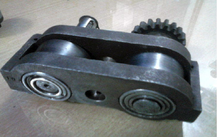 Housing spare parts